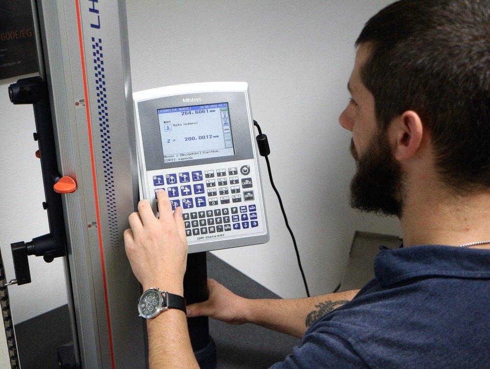 Akreditovaná kalibrační laboratoř - kalibrace měřicích přístrojů