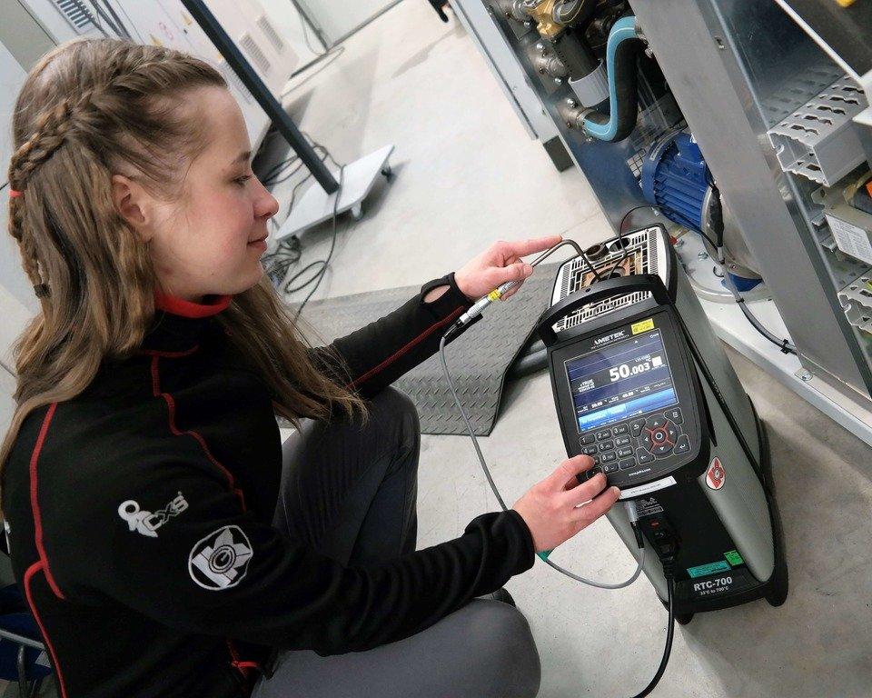 Akreditovaná kalibrační laboratoř - kalibrace čidel