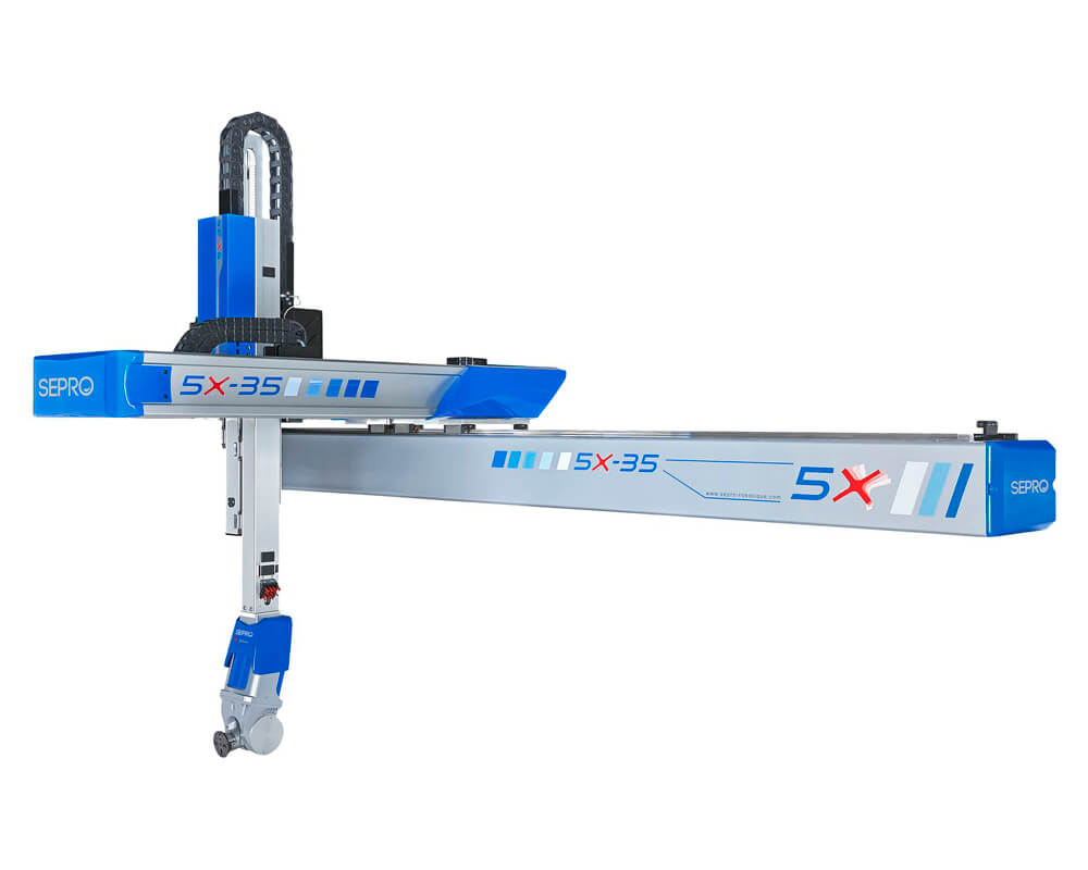 Sepro 5X-35