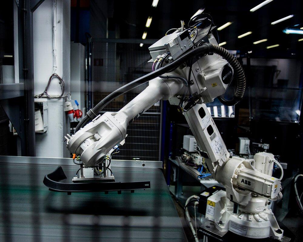 Automatizace - roboty