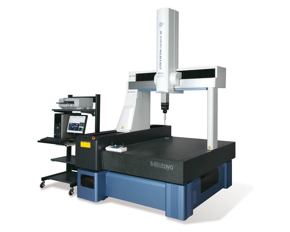 Měřicí přístroje - souřadnicové měřicí stroje Mitutoyo