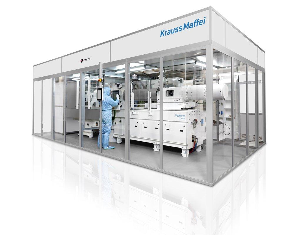 Technologie vstřikování plastů CleanForm