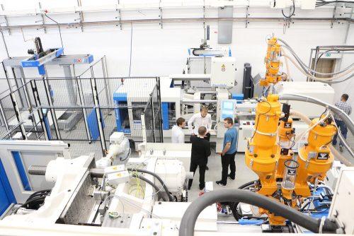 Na Technologické centrum jsou navázané firmy z Čech i zahraničí