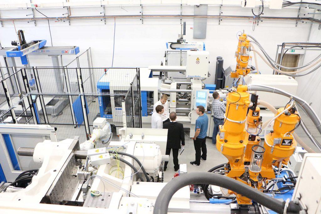 Kurz pro seřizovače a technology pracující na periferních zařízeních KOCH-Technik