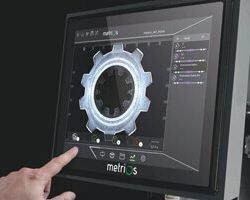 Optický měřicí přístroj Metrios - moderní software