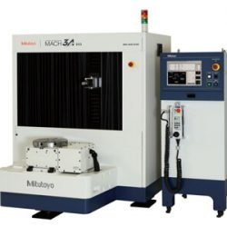 3D přístroj Mitutoyo MACH-3A
