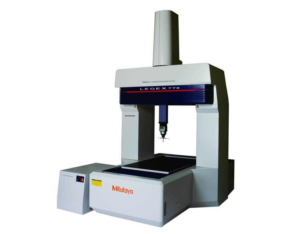 3D stroje Mitutoyo LEGEX