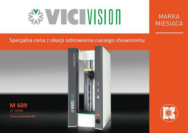 Przyrządy pomiarowe VICIVISION w wyjątkowej cenie