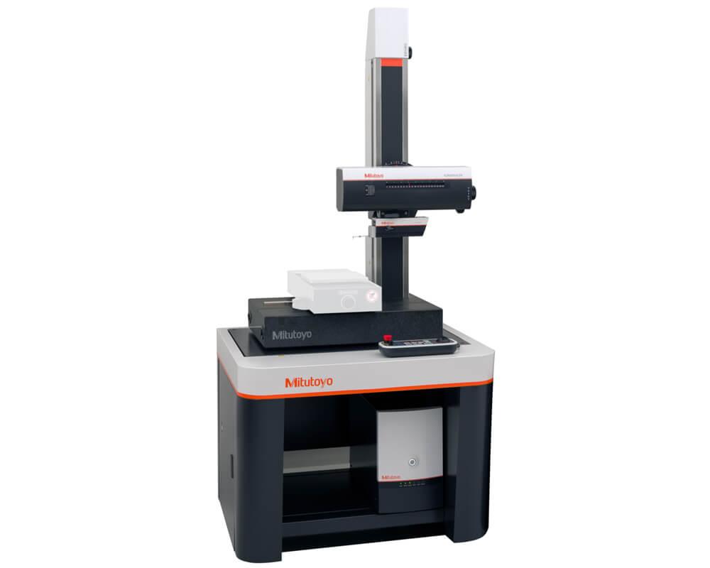 Konturoměr (contracer) a drsnoměr v jednom: Mitutoyo Formtracer CS-3300 - CNC přístroj pro měření profilu a drsnosti