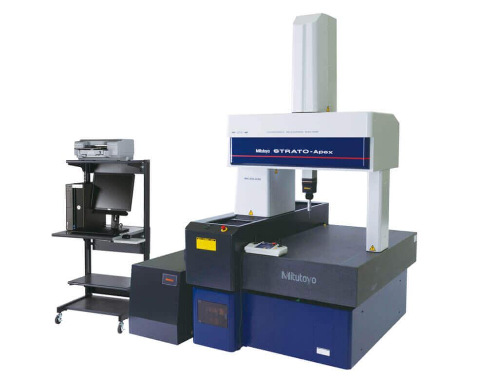 Souřadnicový měřicí stroj Mitutoyo STRATO Apex