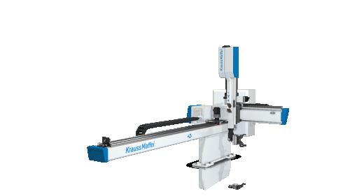 Kompaktní lineární robot řady LRX