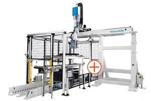 Lineární roboty LRX-LRX-S - Ethernet VARAN-BUS