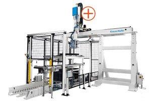 Lineární roboty LRX-LRX-S - Integrovaný řídicí systém