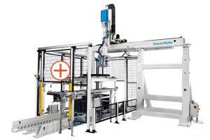 Lineární roboty LRX-LRX-S - Krátké doby cyklu a flexibilní vyjímání z forem