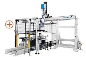 Lineární roboty LRX-LRX-S - Osvědčený koncept pohonu