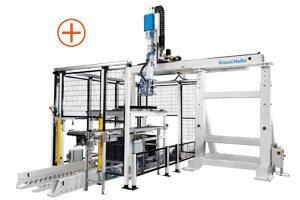Lineární roboty LRX-LRX-S - Prostorově úsporné