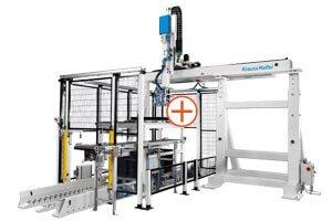 Lineární roboty LRX-LRX-S - Samostatná verze LRX-S