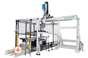 Lineární roboty LRX-LRX-S - Systémy pro měření absolutní polohy