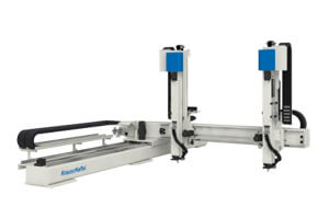 Lineární roboty s řízením MC6 - Twin X