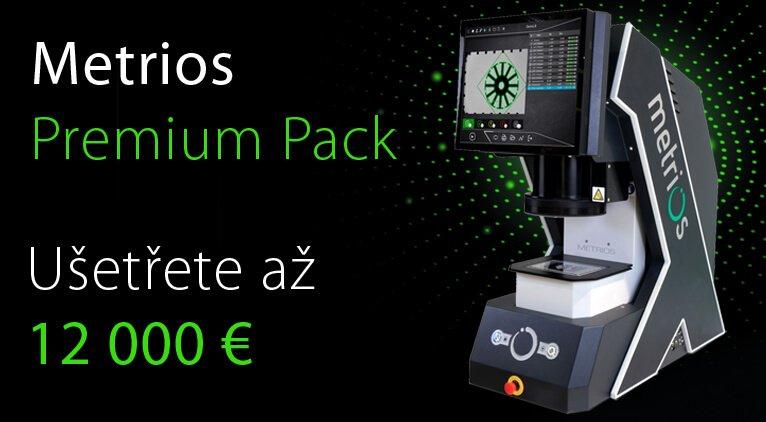 Metrios CROSS Premium Pack